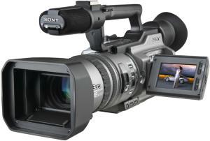 Sony DCR-VX2100