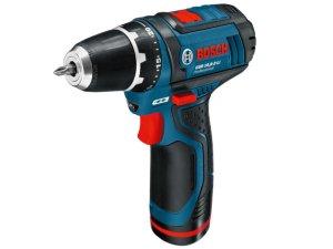 Bosch GSR 10,8-2 LI (2x1,5Ah)