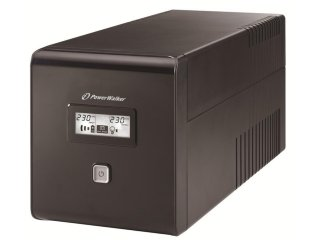 BlueWalker PW UPS VI1000 LCD 1000VA