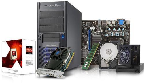PC i deler - AMD FX 6100