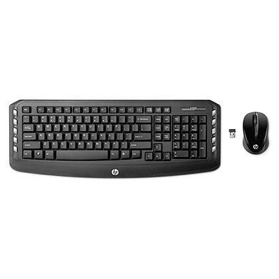 HP Wireless Classic Desktop
