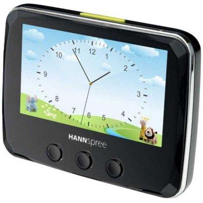 "HANNspree Klokkeradio 4,3"" LCD"