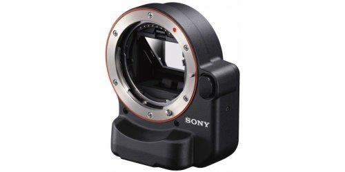 Sony LA-EA2 NEX-til-Alpha Adapter