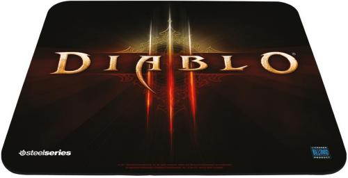SteelSeries QcK Diablo III, Logo