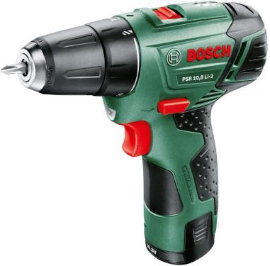Bosch PSR 10,8 LI-2 (2x1,5Ah)