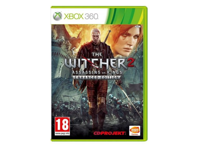 The Witcher 2: Enhanced Edition til Xbox 360