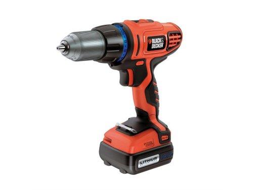 Black & Decker Drill HP146F4LBK