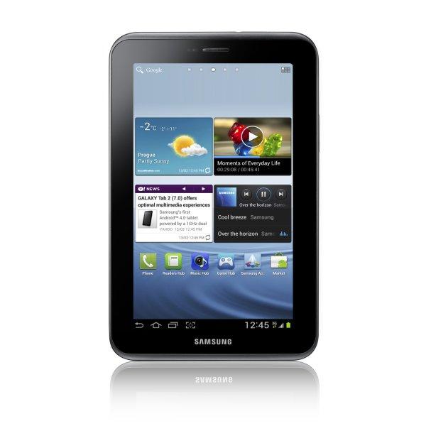 Samsung Galaxy Tab 2 (7.0) 8GB WiFi og 3G