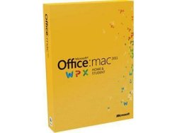 Microsoft Office Mac Home & Student 2011 Norsk