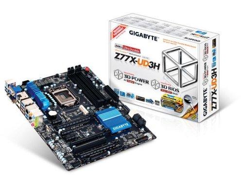 Gigabyte GA-Z77X-UD3H
