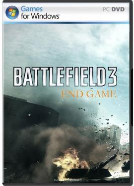 Battlefield 3: End Game til PC