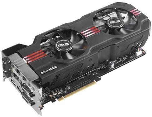 Asus GeForce GTX 680 DirectCU II OC 2GB