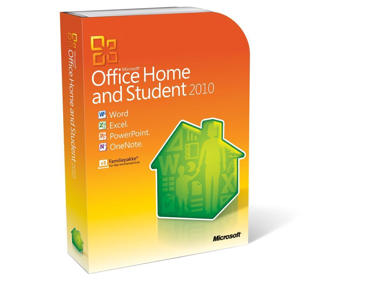 The Best Office 2010 Home and Student Ever