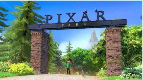 Kinect Rush: A Disney Pixar Adventure til Xbox 360