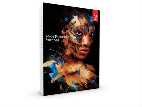 Adobe CS6 Photoshop Extended til Windows