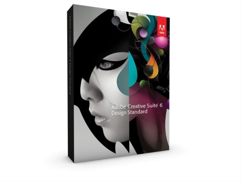 Adobe CS6 DesignStandard Mac Oppgradering