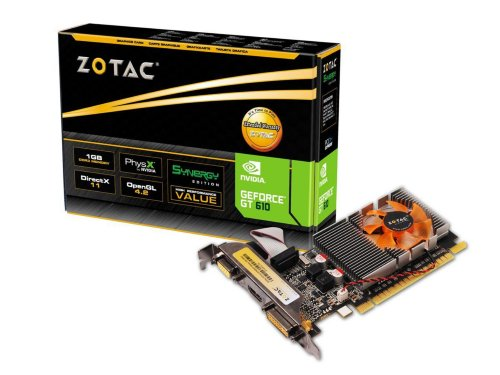 Zotac GeForce GT 610 1GB Synergy Edition