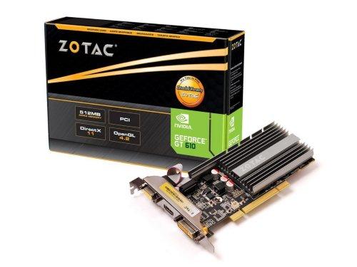 Zotac GeForce GT 610 512MB PCI