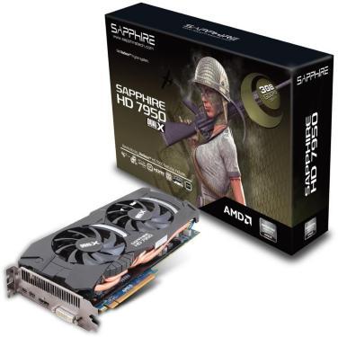 Sapphire Radeon HD 7950 3GB Dual fan
