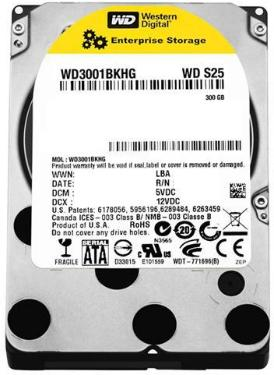 Western Digital XE SAS Enterprise 950GB
