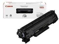 Canon CRG 728 Sort (Erstatter)