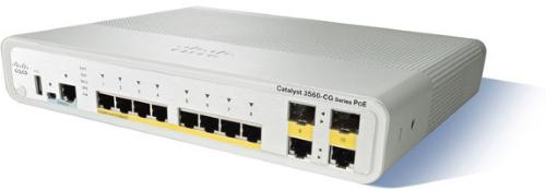 Cisco 3560CG-8TC-S