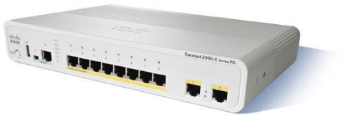 Cisco 2960C-8TC-L
