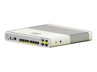 Cisco 2960CPD-8PT-L