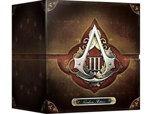 Assassin's Creed 3: Freedom Edition til PC