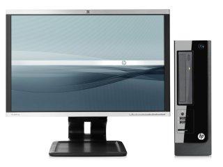 Best pris på HP Pro 3300 SFF i3-2120 + HP LA2405wg - Se