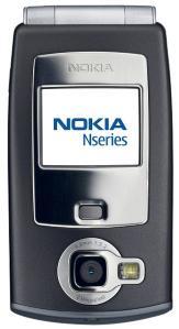 Nokia N71 med abonnement