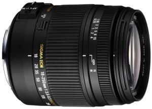 Sigma 18-250mm F3.5-6.3 DC Macro HSM for Pentax