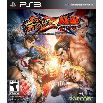 Tekken X Street Fighter til PlayStation 3