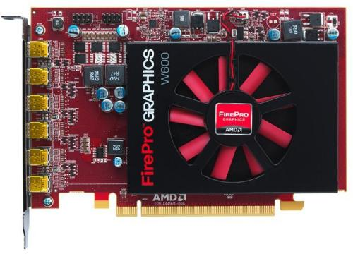 AMD FirePro W600 2GB