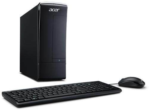 Acer Aspire X3475 + skjerm