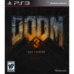 Doom 3 BFG Edition til PlayStation 3