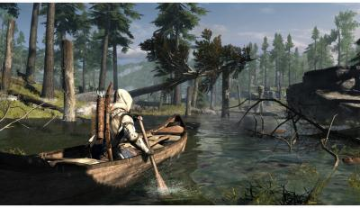 Assassin's Creed 3 til Xbox 360