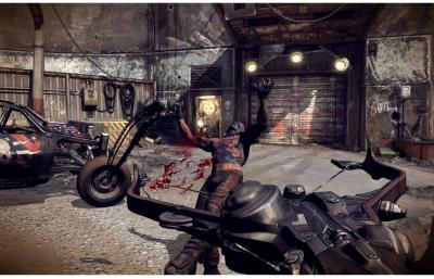 Rage: Anarchy Edition til Xbox 360