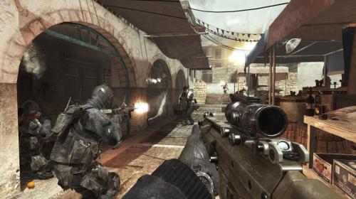 Call of Duty: Modern Warfare 3 til Wii