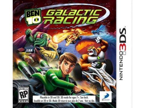 Ben 10: Galactic Racing til 3DS