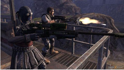 Borderlands Game of the Year Edition til Xbox 360
