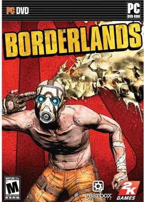 Borderlands Game of the Year Edition til PC