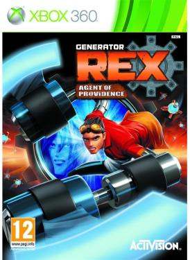 Generator Rex: Agents of providence til Xbox 360