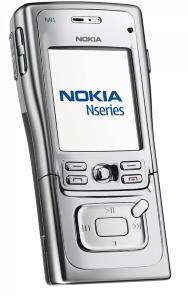 Nokia N91 med abonnement