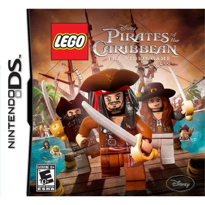 LEGO Pirates of the Caribbean til DS