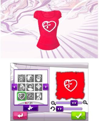 Imagine: Fashion Designer  til 3DS