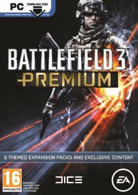 Battlefield 3 Premium til PC