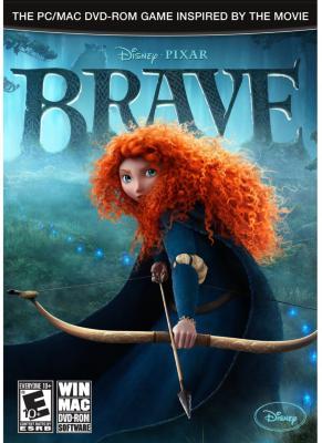 DisneyPixar Brave: The Video Game til PC