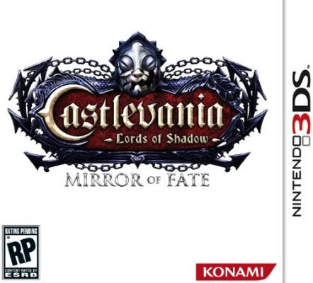 Castlevania: Lords of Shadow Mirror Fate til 3DS