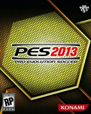 Pro Evolution Soccer 2013 til PC